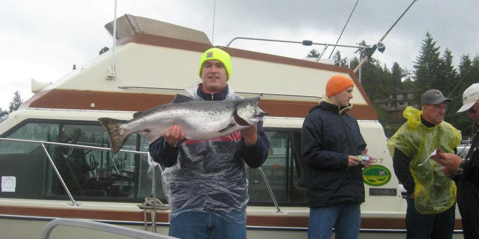 World Class Salmon & Halibut Fishing